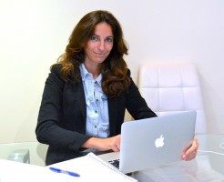 Ilaria Tedeschi, Psychologist and psychotherapist in London, English and Italian speaking